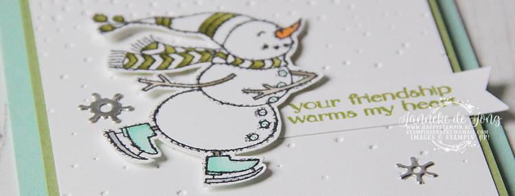 Stampin' Up! - Janneke de Jong - Spirited Snowmen - Verkoop en Inspiratie van Stampin' Up!