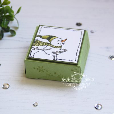 Stampin' Up! – Spirited Snowmen