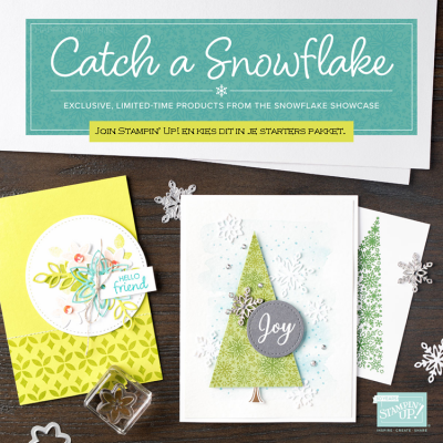 Stampin' Up! – Catch a Snowflake – Join Stampin' Up!