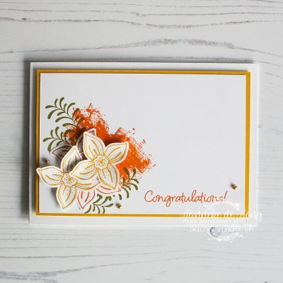 Stampin' Up! – Pop of Petals – Stempel Party