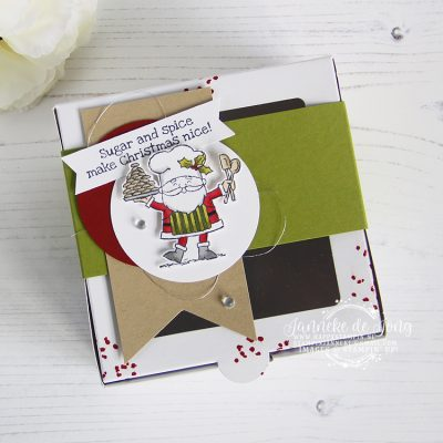Stampin' Up! – So Santa – Workshop