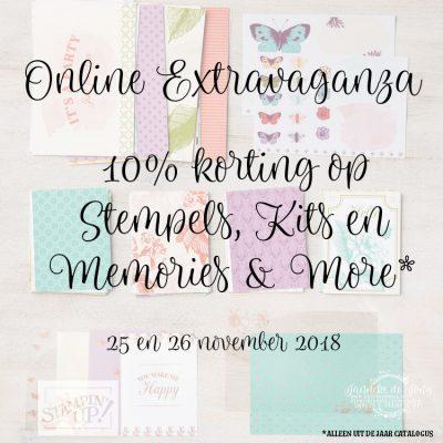 Stampin' Up! – Online Extravaganza #2