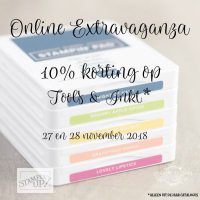 Stampin' Up! – Online Extravaganza #3