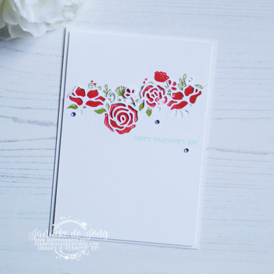 Stampin' Up! – Forever Lovely – Happy Valentine's Day