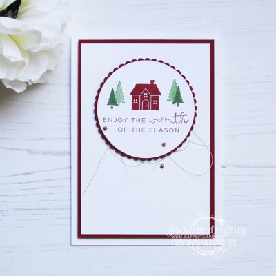 Stampin' Up! – Hearts come Home – Happy Stars Team Bloghop