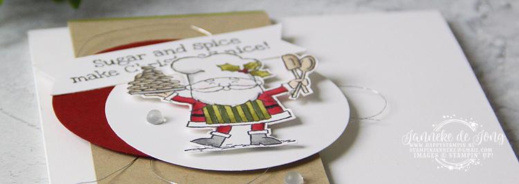 Stampin' Up! - Janneke de Jong - So Santa - Inspiratie en Verkoop van Stampin' Up!