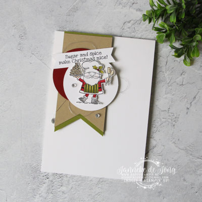 Stampin' Up! – So Santa – Sugar & Spice