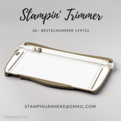 Stampin' Up! – Stampin' Trimmer