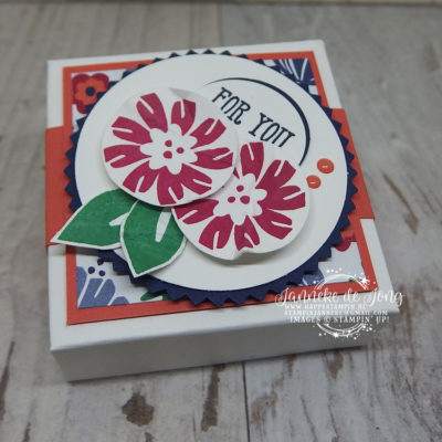Stampin' Up! – Bloom by Bloom – For You