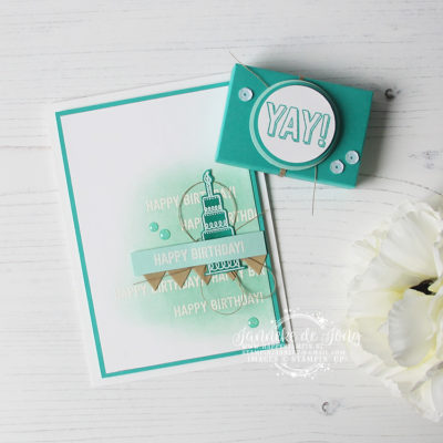 Stampin' Up! – Amazing Life – Stamping Sunday Bloghop