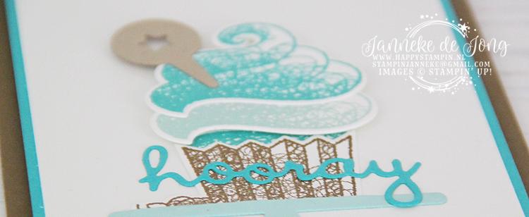 Stampin' Up! - Janneke de Jong - Hello Cupcake - Inspiratie en Verkoop van Stampin' Up!