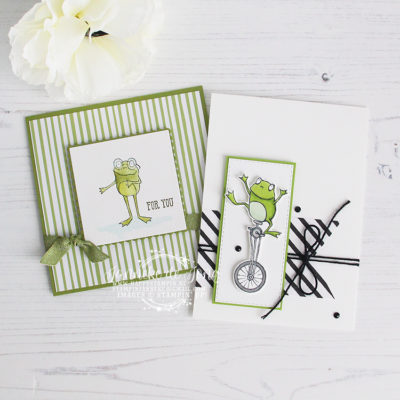 Stampin' Up! – So Hoppy Together – Happy Stars bloghop.
