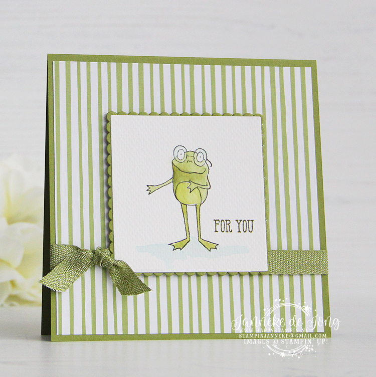 Stampin' Up! - Janneke de Jong - So Hoppy Together - Inspiratie en Verkoop van Stampin' Up!