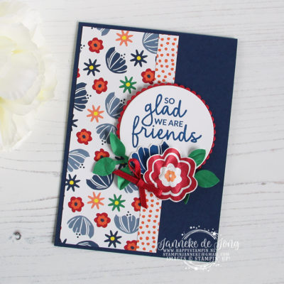 Stampin' Up! – Bloom by Bloom – International Blog Highlights