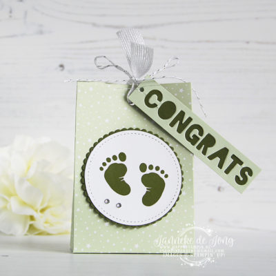 Stampin' Up! – First Steps Workshop – Congrats