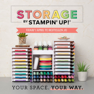 Stampin' Up! – Storage by Stampin' Up!