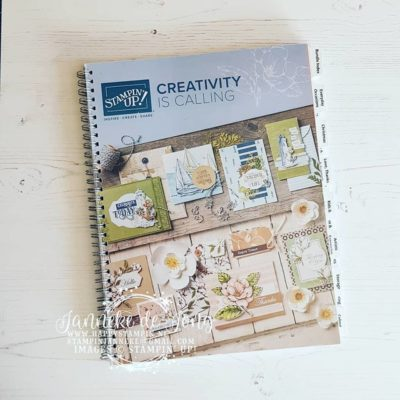 Stampin' Up! – Open huis & Catalogus 2019 -2020