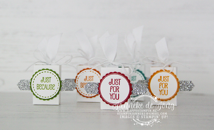 Stampin' Up! - Janneke de Jong - A Good Day - Inspiratie en Verkoop van Stampin' Up!