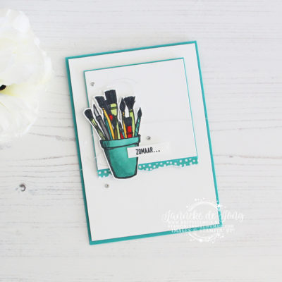 Stampin' Up! – Crafting Forever – Zomaar