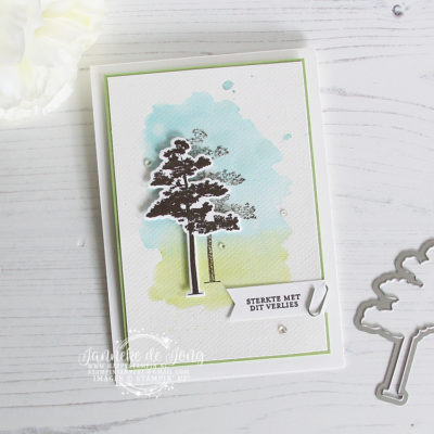 Stampin' Up! – Puur Natuur – Sterkte