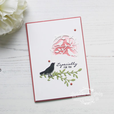 Stampin' Up! – Botanical Bliss- CAS on Friday #159