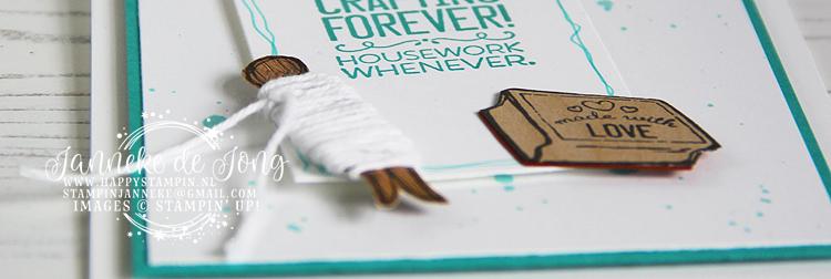 Stampin' Up! - Janneke de Jong - Crafting Forever - Inspiratie en Verkoop van Stampin' Up!