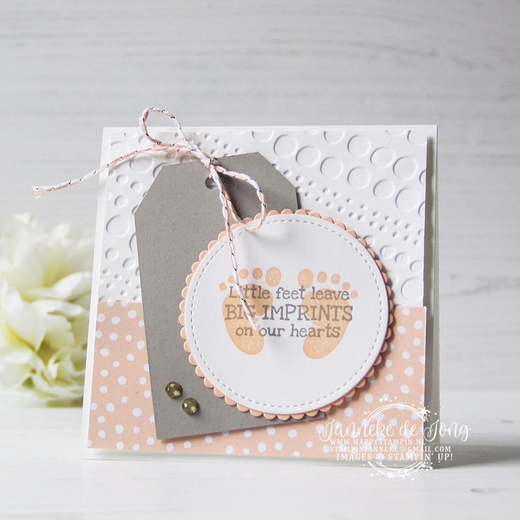 Stampin' Up! - Janneke de Jong - First Steps - Inspiratie en Verkoop van Stampin' Up!