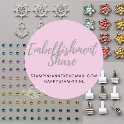 Stampin' Up! – Embellishment Share