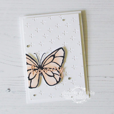 Stampin' Up! – Beautiful Day – Happy Stars blog hop