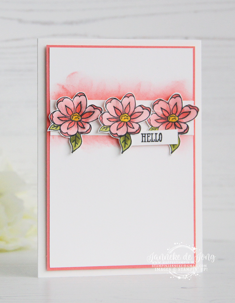 Stampin' Up! - Janneke de Jong - Botanical Bliss - Inspiratie en Verkoop van Stampin' Up!