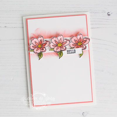 Stampin' Up! – Botanical Bliss – Global Design Project #194