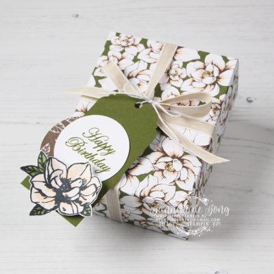 Stampin' Up! – Magnolia Blooms & Magnolia Lane