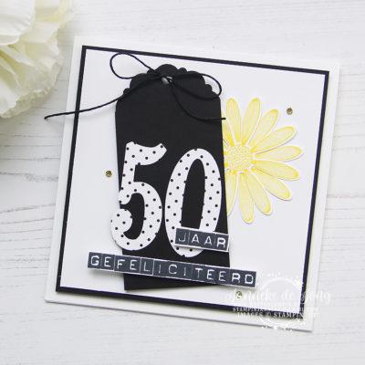 Stampin' Up! – Pluk de Dag – 50 jaar