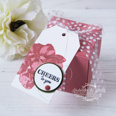 Stampin' Up! – In Colors – Stamping Sunday blog hop