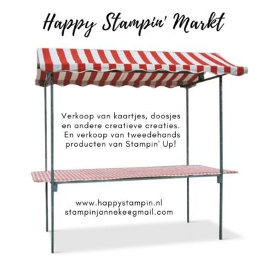Stampin' Up! – Jaarmarkt