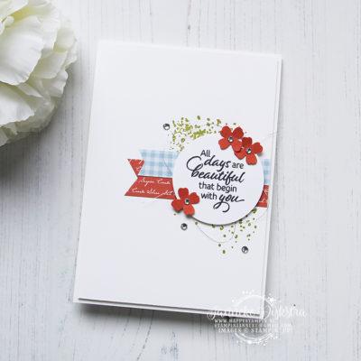 Stampin' Up! – Floral Essence – Global Design Project #197