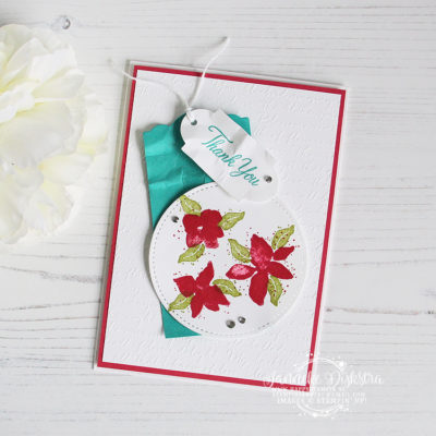 Stampin' Up! – Parcels & Petals bloghop met You Tube.