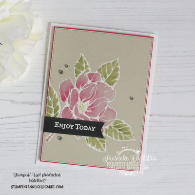 Stampin' Up! – Good Morning Magnolia – Enjoy Today