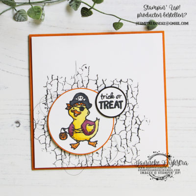 Stampin' Up! – Birds of a Feather – Happy Stars bloghop