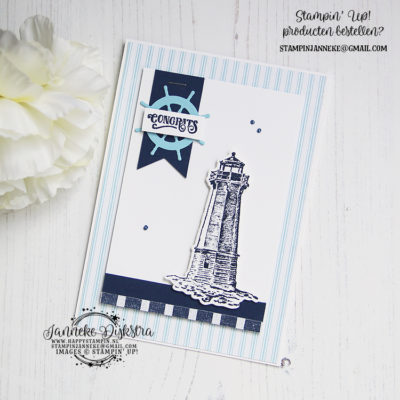 Stampin' Up! – Sailing Home – Global Design Project #202