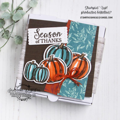 Stampin' Up! – Ink & Inspiration blog hop – Gather Together