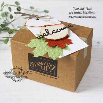 Stampin' Up! – Demo workshop dag #2