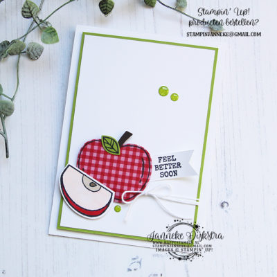 Stampin' Up! – Harvest Hellos – Global Design Project #208
