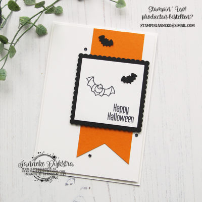 Stampin' Up! – To Every Season – CAS on Friday