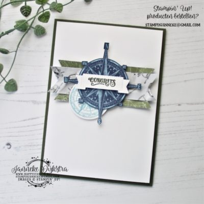 Stampin' Up! – Come Sail Away & You Tube