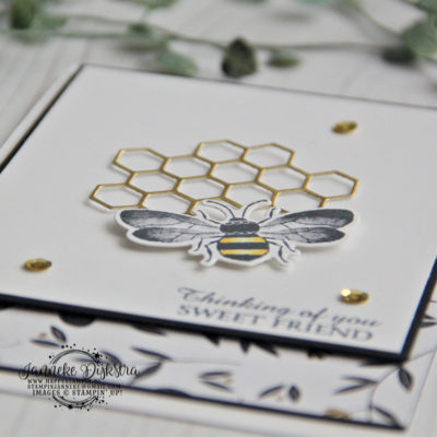 Stampin' Up! – Honey Bee – Global Design Project #222
