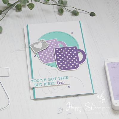 Stampin' Up! – Rice & Shine – Global Design Project #230