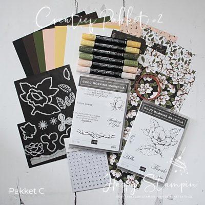 Creatief Pakket #2 – Good Morning Magnolia
