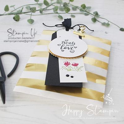 Delightful Day – Stempels, Inkt & Papier