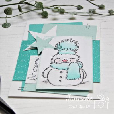 Kerst Mix #15 – Snowy